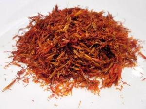 Dried petals of Safflower; refined and used as fake saffron,different names for saffron,Distinguish Real from Fake saffron,fake saffron,fake saffron test, how to buy pure saffron, Kashmir Saffron,Real vs Fake saffron,safflower, saffron,Saffron quality test,zaffran, real saffron vs fake saffron, saffron tests, saffron purity tests, saffron adulterants, saffron adulteration, most expensive spice in the world,
