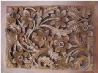 Flower Motif All About Walnut Wood Carving Motifs Styles
