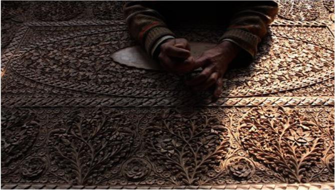 Walnut Wood Carving (Part 1) – Blog