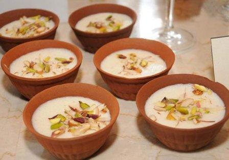 Fantastic Breakfast Eid Al-Fitr Food - phirni  Perfect Image Reference_423465 .jpg