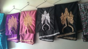 Tilla work, zari kari, hand zari kari, kashmir embroideries, kashmir artisans, artisans, artisan stories, artisan diaries, phirans, kashmiri phirans,