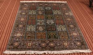 Kashmiri carpets, carpets of kashmir, kashmir carpets, silk carpets, handmade carpets, cotton carpets, silk on silk carpets, traditional carpets of kashmir, history of kashmir carpets, carpet terminology, traditional carpet designs, online carpets of kashmir, kashmir carpet designs, traditional designs, carpet motifs, carpet names ,dabdar, box design, box pattern