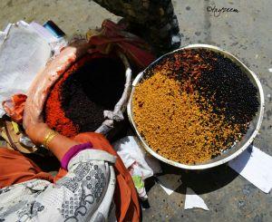 kashmir street food, kashmir food, street food kashmir, kashmir snacks, kennk masala,
